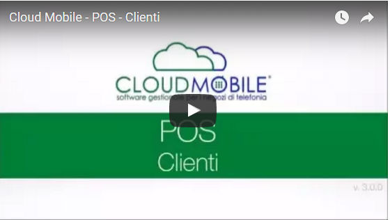 Cloud Mobile - Pos Clienti