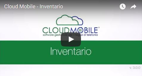 Cloud Mobile - Pos Inventario